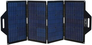 120W Flexible Monocrystalline Solar Panel Camping Hiking Solar Panel